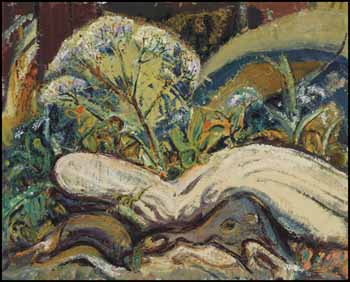 Fringe of the Forest by Arthur Lismer