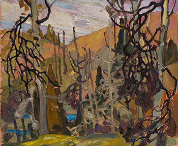 Tangled Trees by Franklin Carmichael