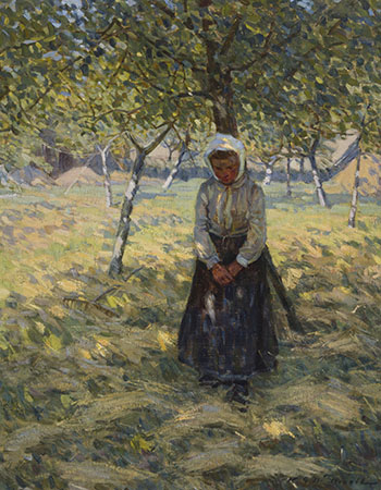 Girl in the Field by Helen Galloway McNicoll