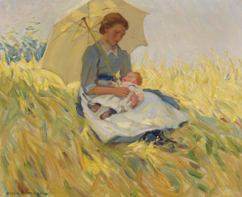 The Mother par Helen Galloway McNicoll