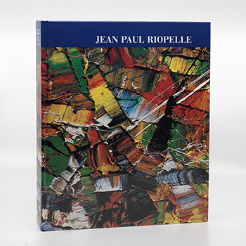 Catalogue raisonné of Jean Paul Riopelle, vol. 1, 1939-1953 par Jean Paul Riopelle
