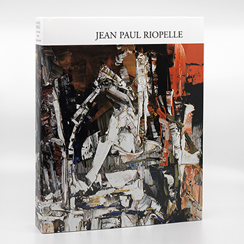 Catalogue raisonné of Jean Paul Riopelle, vol. 2, 1954-1959 par Jean Paul Riopelle