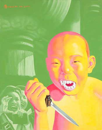 Image of Children #10 par Wang Dajun