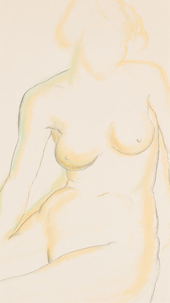 Nude by Lionel Lemoine FitzGerald