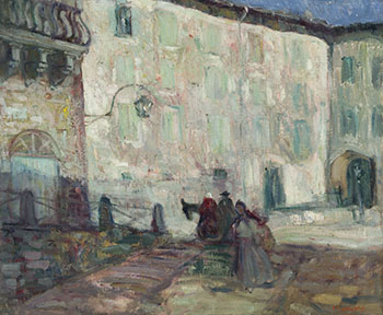 Assisi by Alexander Young (A.Y.) Jackson