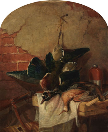 Still Life of Game par Cornelius David Krieghoff