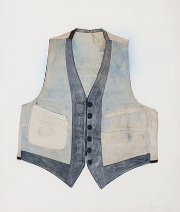 Vest by Betty Roodish Goodwin