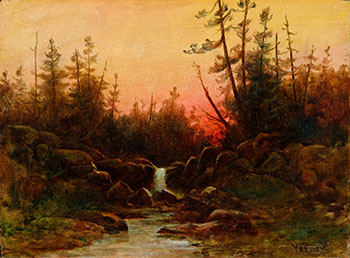 The Stream by Frederick Arthur Verner