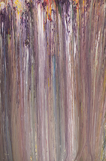 Untitled #6 by Lawrence (Larry) Poons