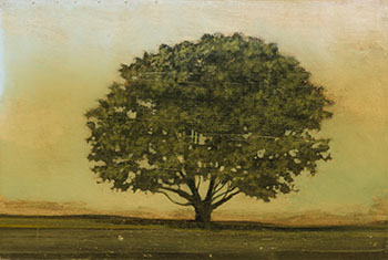Single Tree by Peter Hoffer