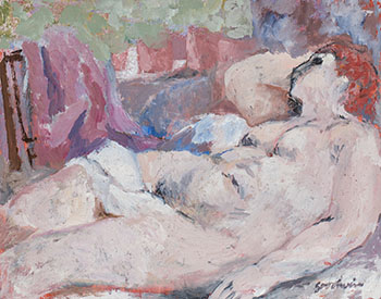 Nude by Betty Roodish Goodwin