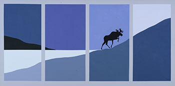 Ascension by Charles Pachter