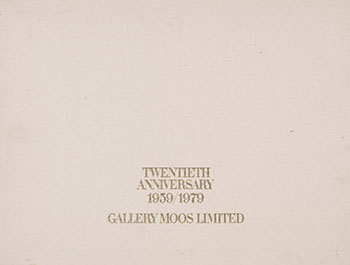 Twentieth Anniversary 1959 - 1979, Gallery Moos Limited by  Various Artists