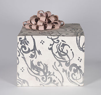 Ceramic Gift Box par Agatha (Gathie) Falk