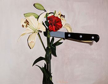 Still Life with Hard Feelings by Brad Phillips