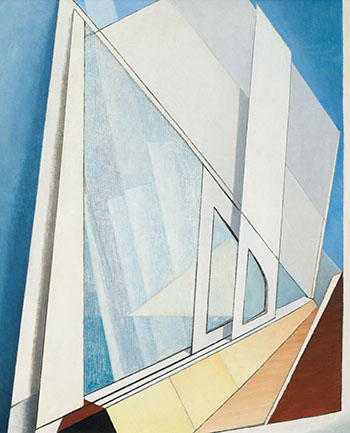LSH 89A by Lawren Stewart Harris