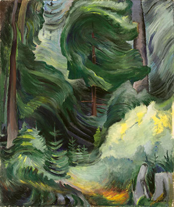 Swirl by Emily Carr