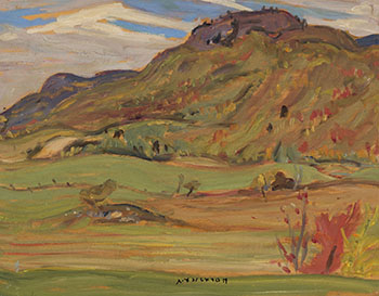 The Laurentians, Quebec by Alexander Young (A.Y.) Jackson