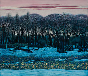 Elm Forest by Ivan Kenneth Eyre