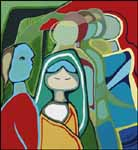Record Daphne Odjig sale - Heffel Gallery - buy and sell art