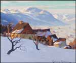 Record Clarence Alphonse Gagnon sale - Heffel Gallery - Buy and Sell art