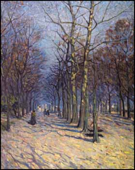 The Avenue by Helen Galloway McNicoll