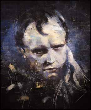 Brando as Bonaparte (Series: About 1789) by Antony (Tony) Scherman