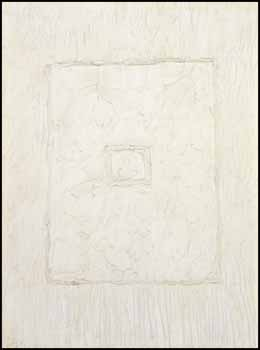 White Abstraction No. 1 by William Paterson Ewen