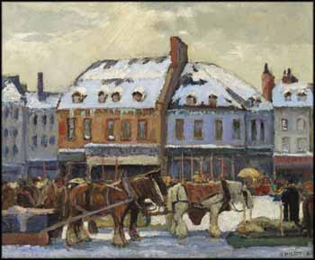 Market Place by Robert Wakeham Pilot