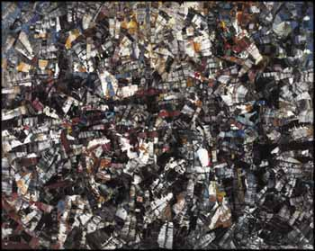 Pleine saison by Jean Paul Riopelle