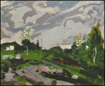 After the Storm by Thomas John (Tom) Thomson