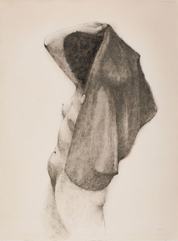 Untitled (Disrobing Series) by John Howard Gould