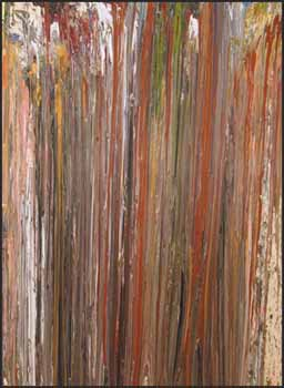 28-A by Lawrence (Larry) Poons