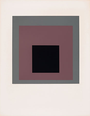 Homage to the Square – Denise René Series by Josef Albers