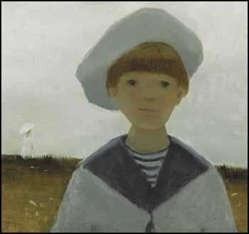 Jean Paul Lemieux (Canadian) - Online art auction