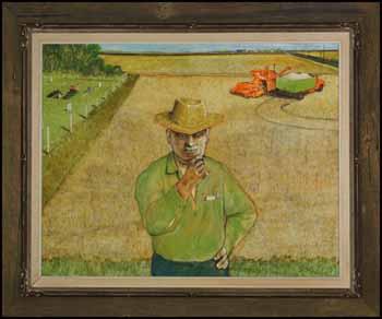William Kurelek Canadian Online Art Auction
